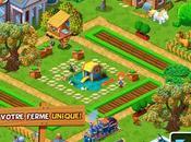 Green Farm iPhone, c'est votre ferme, faites-en vous voulez