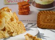Gâteau pommes, miel Speculoos