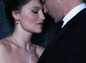 Laetitia Casta sentimentale pour nouvelle publicité Tiffany