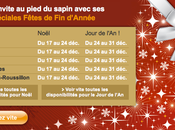 Fêtes d'année Votre location moins 300€/semaine