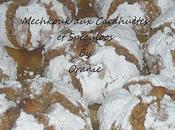 Mechkouk cacahuetes speculoos