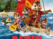 cinéma cette semaine Alvin Chipmunks