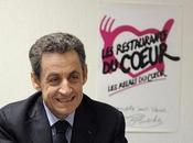Sarkozy Restos Coeur Inconscience, cynisme exhibitionnisme