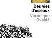 """""""Des vies d'oiseaux"""" Véronique Ovaldé"""