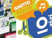 Papertoys 'GHETTO PAPER' Stay oldschool!