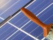 maintenant peinture photovoltaïque