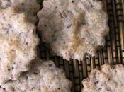 Crackers moutarde herbes Provence