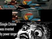logo google chrome aurait-il créé power rangers?