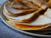 Quesadillas with cheddar herbs