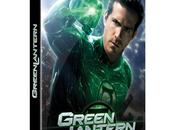 Test DVD: Green Lantern, film Edition simple