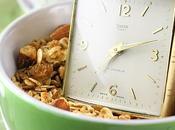 Céréales granola amandes érable