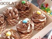 Cupcakes chocolat d'Annaelle