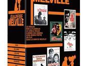 Coffret films Jean-Pierre Melville