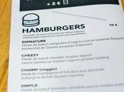 afternoon Paris Blend Burger