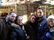 Liste films séries U.S. tournage vendredi janvier 2012, incluant 'Gossip Girl', 'Smash' 'Damages'