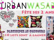 Concours Urban Wasabi ans, fête