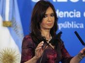 Argentine Cristina Kirchner fait come-back