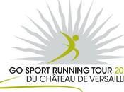 Course Sport Running Tour 2012 Château Versailles 01/07/12