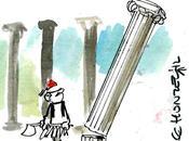 Grèce arbres vaincus crise financière