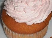 Cupcakes yaourt grenadine