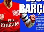 Persie veut aller Barça