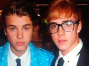 Justin Bieber rencontre avec sosie Belge (Vidéo)