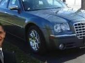 voiture Obama Ebay pour million dollars