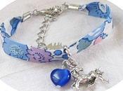 Bracelet liberty LICORNE petit nouveau