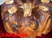 Gâteau yaourt noix anniversaire blog