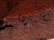 Brownie tout chocolat lait concentré