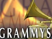 2012 Grammy Awards Nominations Gagnants