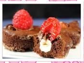 Bouchées d'amour chocolat
