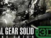 Metal Gear Solid Snake Eater démo Nintendo eShop