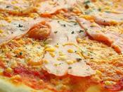 Pizza saumon fumé Pâte pizza maison