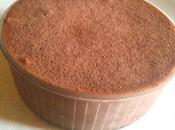 recette Chocolat Soufflé glacé chocolat