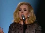 performance d'Adele Grammy Awards 2012 époustouflante