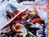 Déballage Collector Soul Calibur