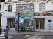 Voyage février:Paris Pinacothèque