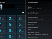 Fuite d'ICS pour Motorola Razr