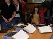 Institut Jeunes Sourds Collège Claude Lorrain avec participants projet Rêves Gosse