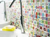 R parations la maison castorama carrelage salle de bain - Carrelage adhesif folii ...