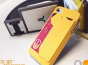 iPUP coque iPhone pour transporter votre carte crédit