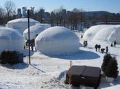 Village neiges