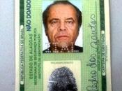 Faire fausse carte d'identité Jack Nicholson n'est efficace