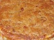 Gâteau pommes habit croustillant