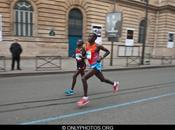 Semi- Marathon Paris 2012.