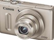 Test Canon powershot S100