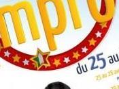 Mondial d'Impro Havre avril 2012