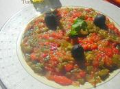 Salade grillée Tunisienne