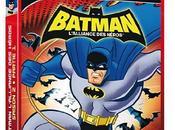 Test DVD: Batman l'alliance héros Saison partie